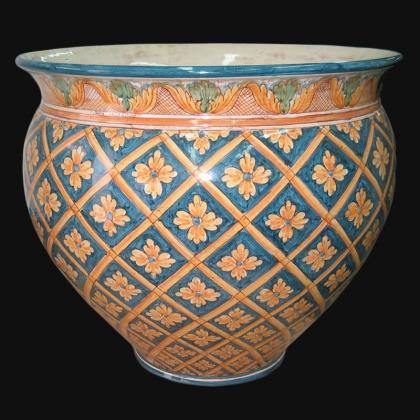 Rondine in ceramica